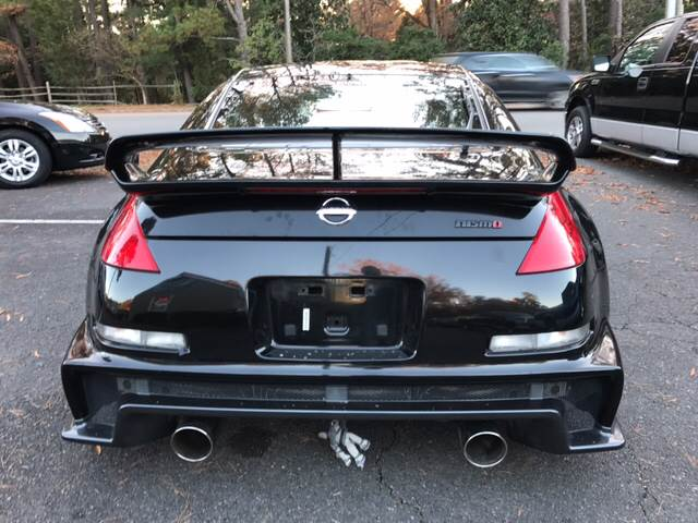 2008 Nissan 350Z for sale at Edge Auto Sale Inc. in Sanford NC