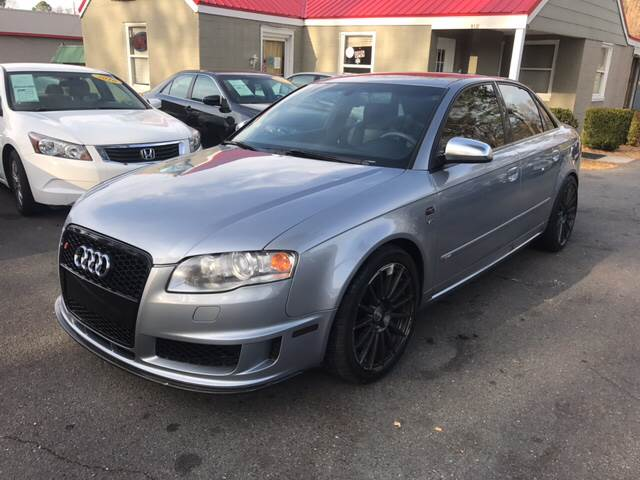 2006 Audi S4 for sale at Edge Auto Sale Inc. in Sanford NC
