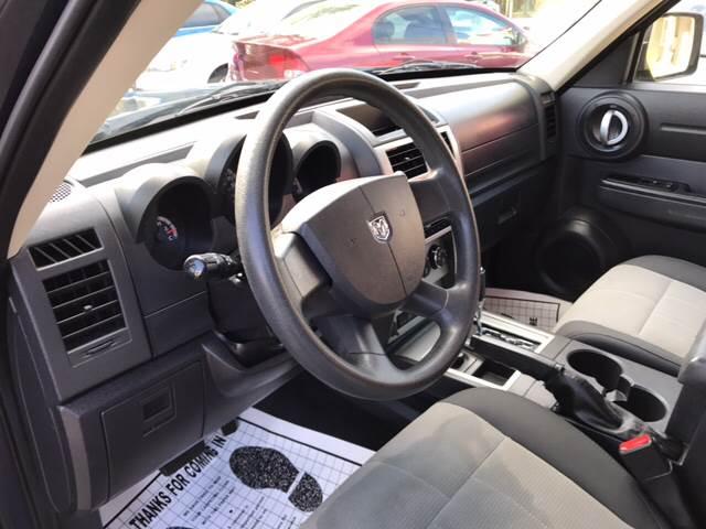 2008 Dodge Nitro for sale at Edge Auto Sale in Sanford NC