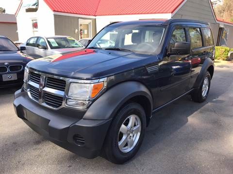 2008 Dodge Nitro for sale at Edge Auto Sale Inc. in Sanford NC