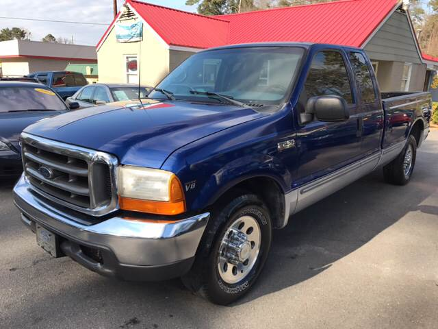 1999 Ford F-250 Super Duty for sale at Edge Auto Sale in Sanford NC
