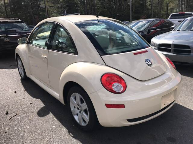 2007 Volkswagen New Beetle for sale at Edge Auto Sale in Sanford NC