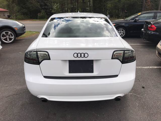2008 Audi A4 for sale at Edge Auto Sale Inc. in Sanford NC