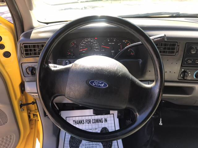 2004 Ford F-350 Super Duty for sale at Edge Auto Sale in Sanford NC
