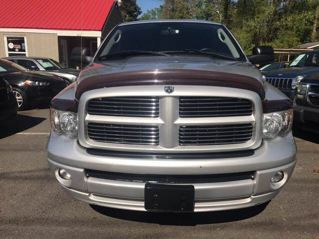 2005 Dodge Ram Pickup 1500 for sale at Edge Auto Sale in Sanford NC