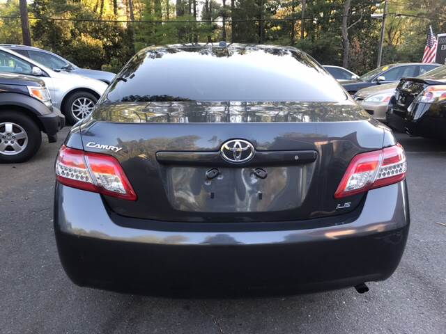 2011 Toyota Camry for sale at Edge Auto Sale Inc. in Sanford NC
