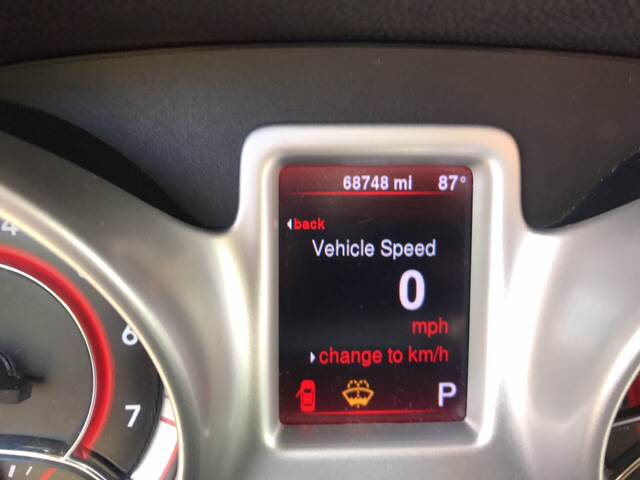 2013 Dodge Journey for sale at Edge Auto Sale in Sanford NC