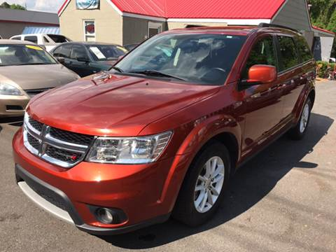 2013 Dodge Journey for sale at Edge Auto Sale in Sanford NC