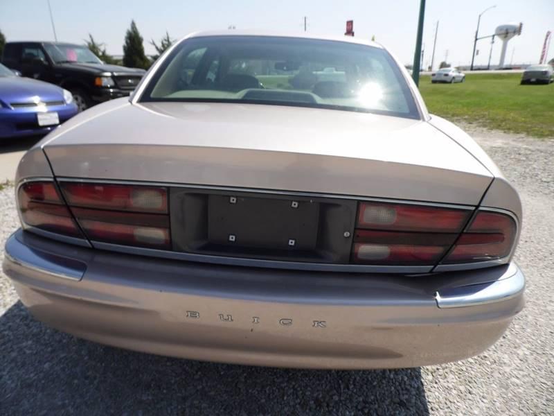 1999 Buick Park Avenue 4dr Sedan - Mount Pleasant IA