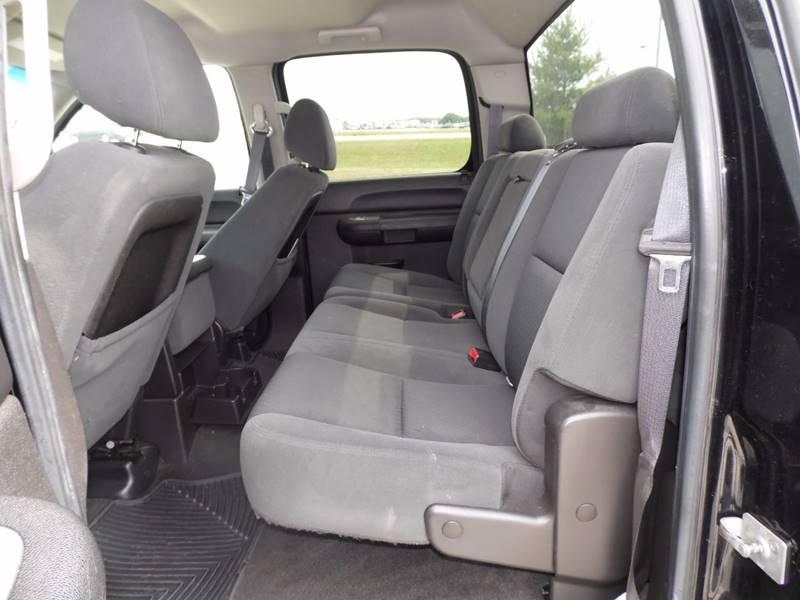 2009 Chevrolet Silverado 1500 4x4 LT 4dr Crew Cab 5.8 ft. SB - Mount Pleasant IA