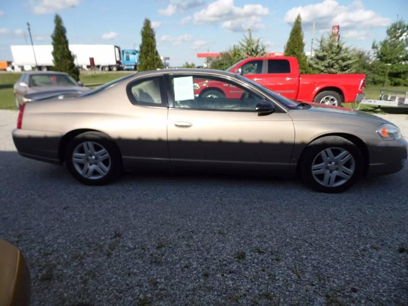 2006 Chevrolet Monte Carlo LT 2dr Coupe w/3LT - Mount Pleasant IA