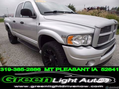 2004 Dodge Ram Pickup 1500 for sale in Mount Pleasant, IA
