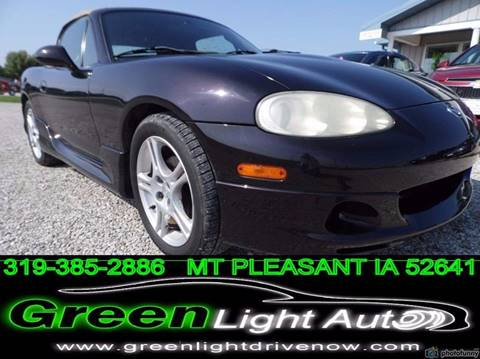 2004 Mazda MX-5 Miata for sale in Mount Pleasant, IA