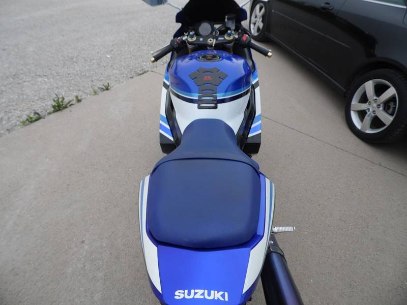 2005 Suzuki GSX R  - Mount Pleasant IA