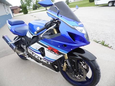 2005 Suzuki GSX R for sale in Mount Pleasant, IA