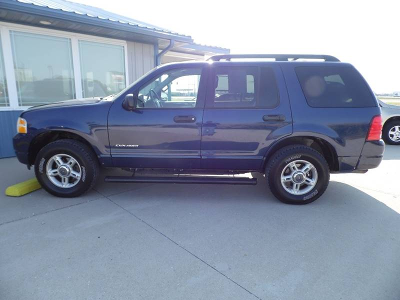 2005 ford explorer 4dr xlt 4wd suv in mount pleasant ia green light auto. Black Bedroom Furniture Sets. Home Design Ideas