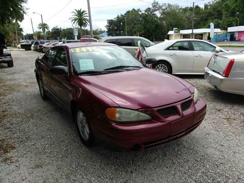 2004 Pontiac Grand Am for sale in New Smyrna Beach, FL