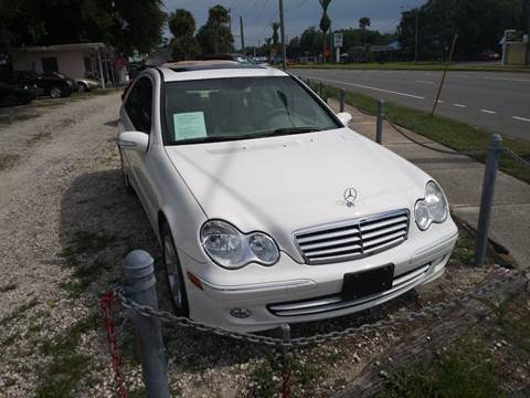 2006 Mercedes-Benz C-Class for sale in New Smyrna Beach, FL