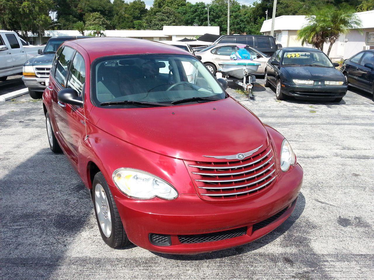 2006 Chrysler PT Cruiser for sale at D & D Detail Experts / Cars R Us in New Smyrna Beach FL