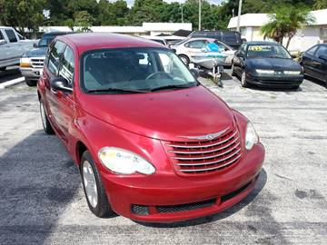 2006 Chrysler PT Cruiser for sale at D & D Detail Experts / Cars R Us in New Smyrna Beach FL