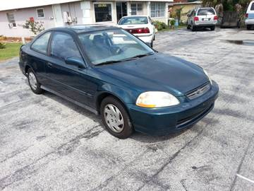 1997 Honda Civic for sale at D & D Detail Experts / Cars R Us in New Smyrna Beach FL