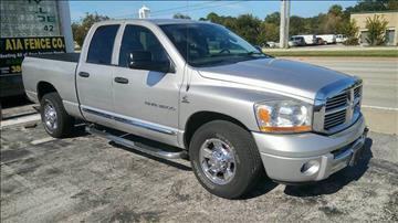 2006 Dodge Ram Pickup 3500 for sale in Daytona Beach, FL