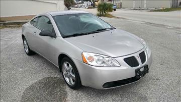 2007 Pontiac G6 for sale in Daytona Beach, FL