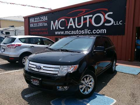 2008 Ford Edge for sale at MC Autos LLC in Pharr TX