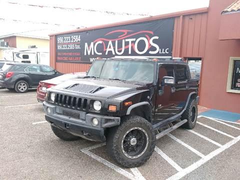 2006 HUMMER H2 SUT for sale at MC Autos LLC in Pharr TX