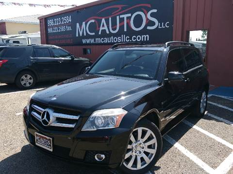2010 Mercedes-Benz GLK for sale at MC Autos LLC in Palmview TX