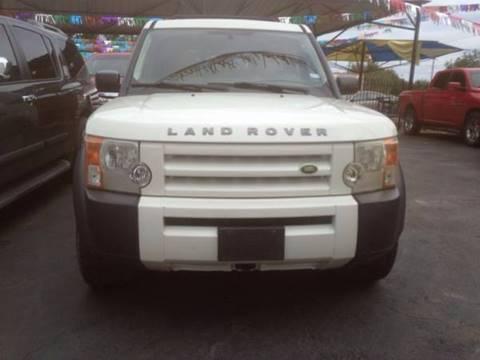 2006 Land Rover LR3 for sale at MC Autos LLC in Pharr TX