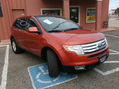 2007 Ford Edge for sale at MC Autos LLC in Pharr TX