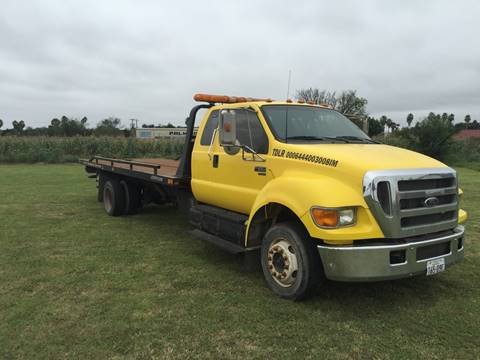 2006 Ford F-650 Super Duty for sale at MC Autos LLC in Palmview TX