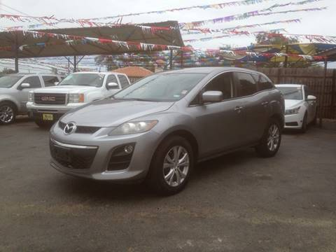 2011 Mazda CX-7 for sale at MC Autos LLC in Pharr TX