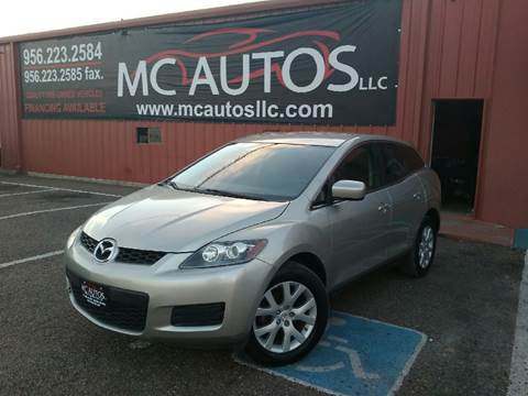 2008 Mazda CX-7 for sale at MC Autos LLC in Palmview TX