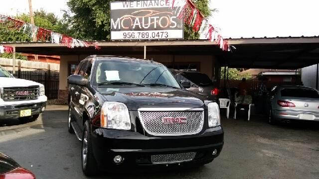 2007 GMC Yukon for sale at MC Autos LLC in Palmview TX