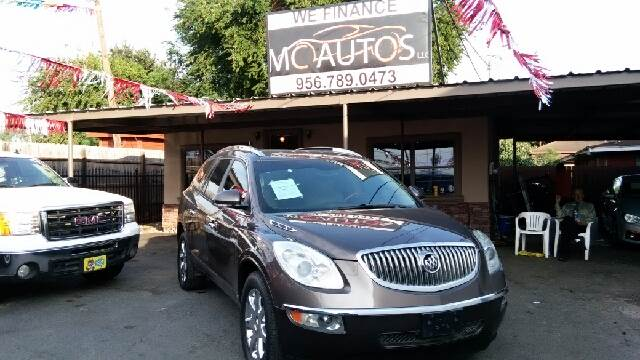 2008 Buick Enclave for sale at MC Autos LLC in Palmview TX