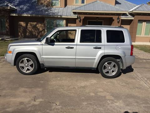 2008 Jeep Patriot for sale at MC Autos LLC in Palmview TX