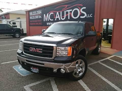 2009 GMC Sierra 1500 for sale at MC Autos LLC in Palmview TX