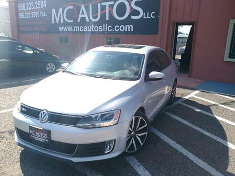 2013 Volkswagen Jetta for sale at MC Autos LLC in Palmview TX