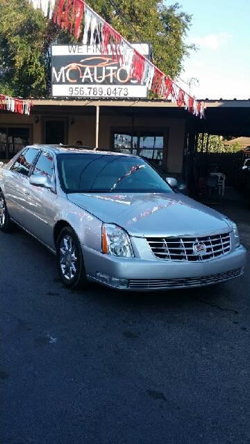 2010 Cadillac DTS for sale at MC Autos LLC in Pharr TX