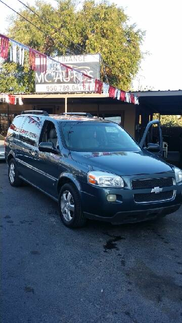 2007 Chevrolet Uplander for sale at MC Autos LLC in Palmview TX