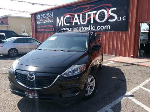 2013 Mazda CX-9 for sale at MC Autos LLC in Palmview TX