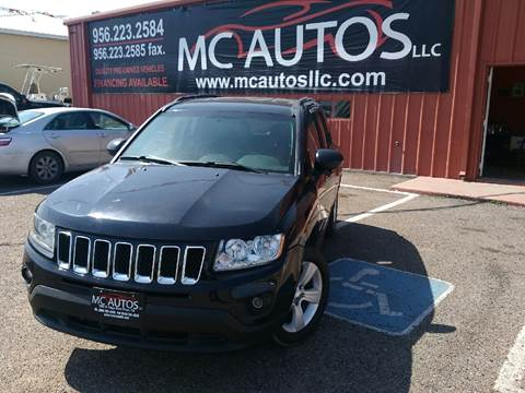 2011 Jeep Compass for sale at MC Autos LLC in Palmview TX
