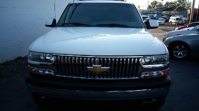 2001 Chevrolet Suburban for sale at MC Autos LLC in Palmview TX