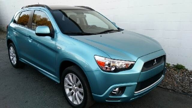 2011 Mitsubishi Outlander Sport for sale at MC Autos LLC in Palmview TX
