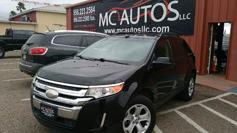 2012 Ford Edge for sale at MC Autos LLC in Palmview TX