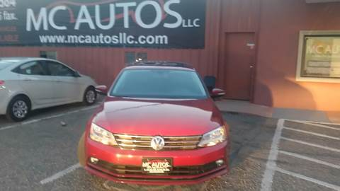 2016 Volkswagen Jetta for sale at MC Autos LLC in Palmview TX