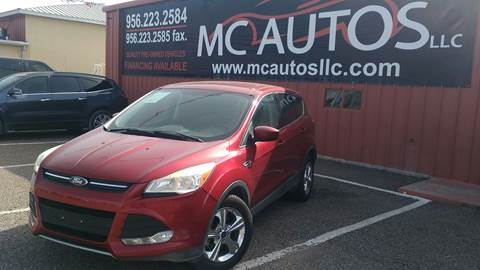 2014 Ford Escape for sale at MC Autos LLC in Pharr TX