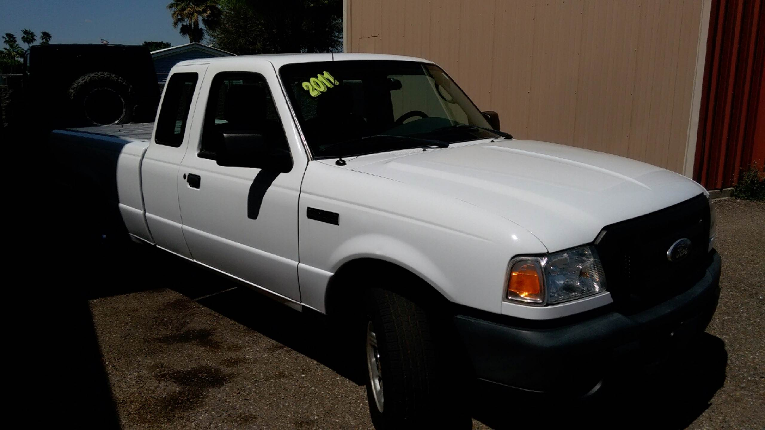 2011 Ford Ranger for sale at MC Autos LLC in Palmview TX